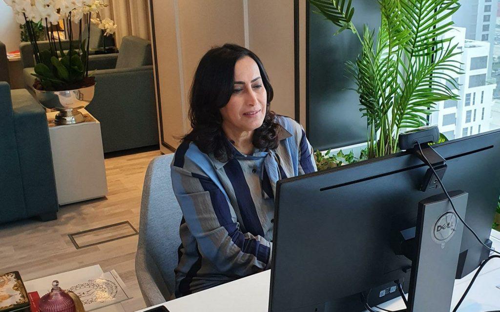 الدكتورة مريم الجلاهمة