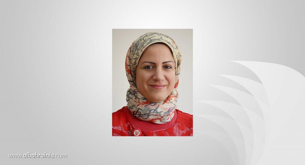 الدكتورة كوثر العيد