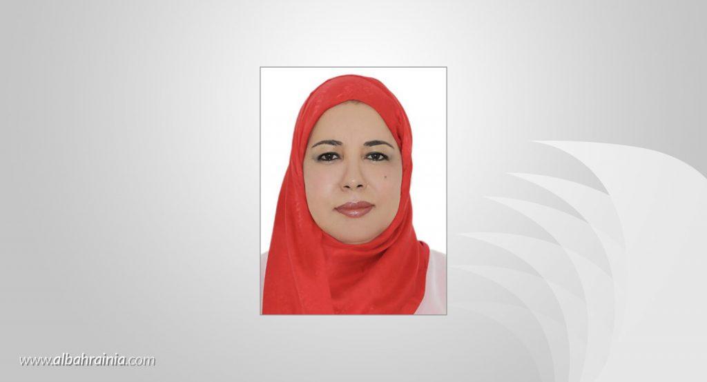 الدكتورة مريم إبراهيم الهاجري الوكيل المساعد للصحة العامة